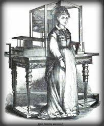 Euphonia in her dress